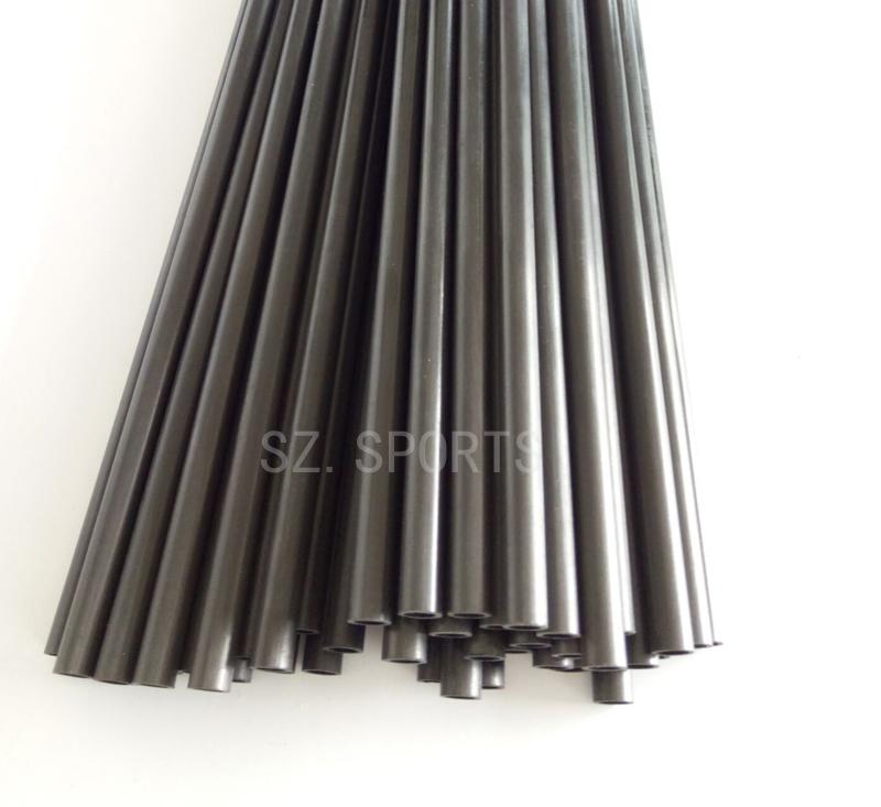 盛泽碳纤维管材/棒材/空心管
