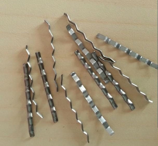 铣削型工程钢纤维