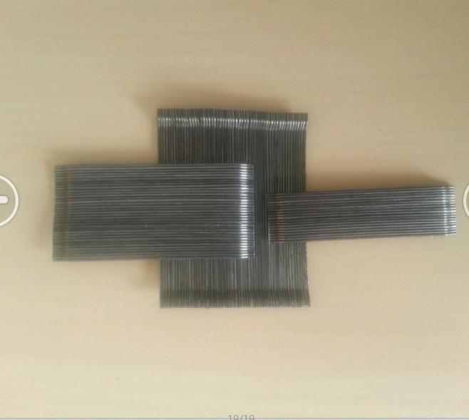 排状工程钢纤维