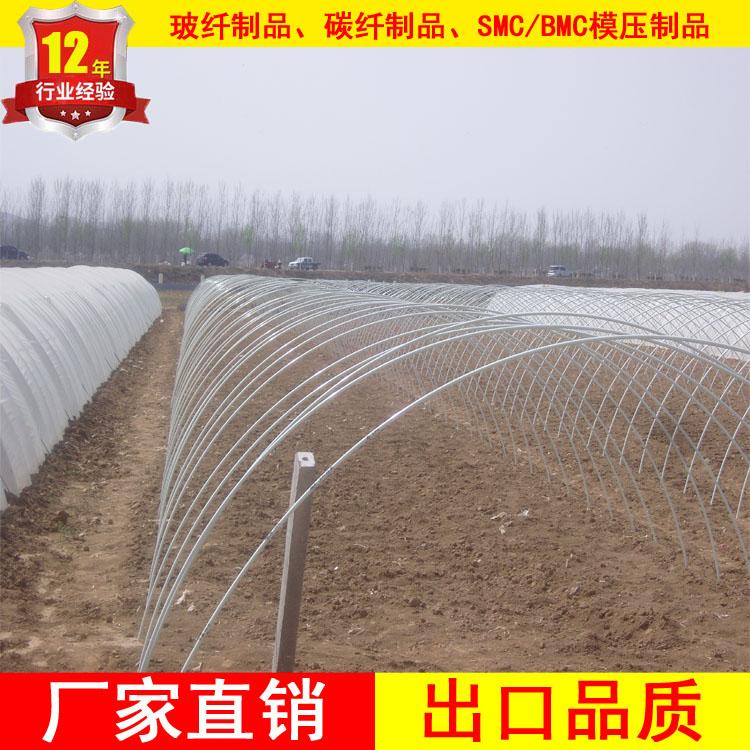 供应玻璃纤维棒  保温室大棚骨架 农业苗