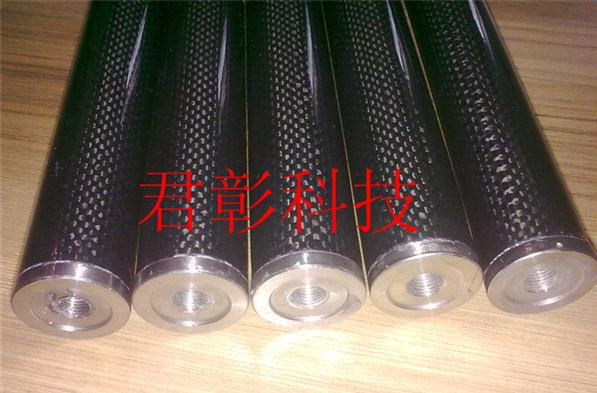 专业加工定制碳纤维辊轴