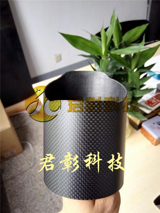 碳纤维排气管